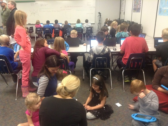 Elementary Classroom Websites ~ Coding